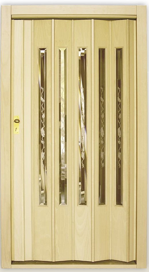 Puertas De Acordeon De Madera Puertas Plegables De Pvc