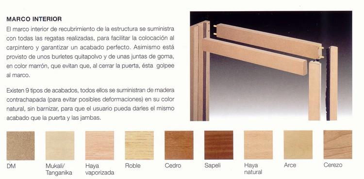 Marco puerta corredera materiales de construcci n para - Marco puerta corredera ...